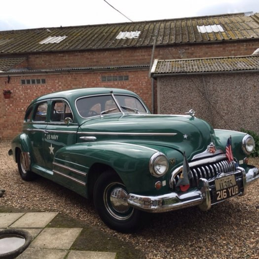 1948 Buick Special Saloon
