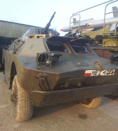 BRDM2 in the UK