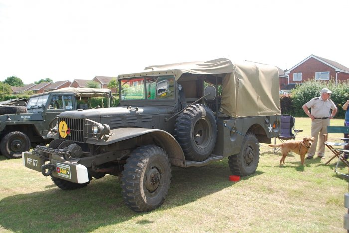 Dodge WC52 Weapons Carrier