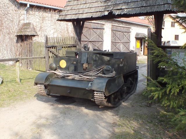 1941 Universal Carrier