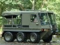 Supacat MK III 6X6  Six Seater Cabbed Vehicle