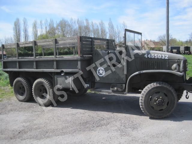 GMC CCKW 353 with winch