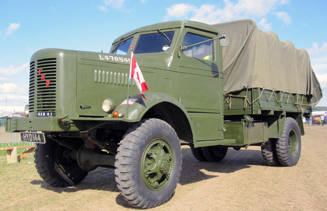 1942 FWD HAR-01  with reconditioned petrol engine