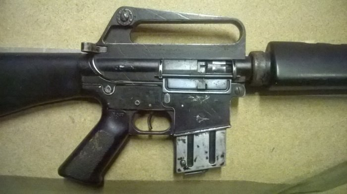 Jager 8mm M16