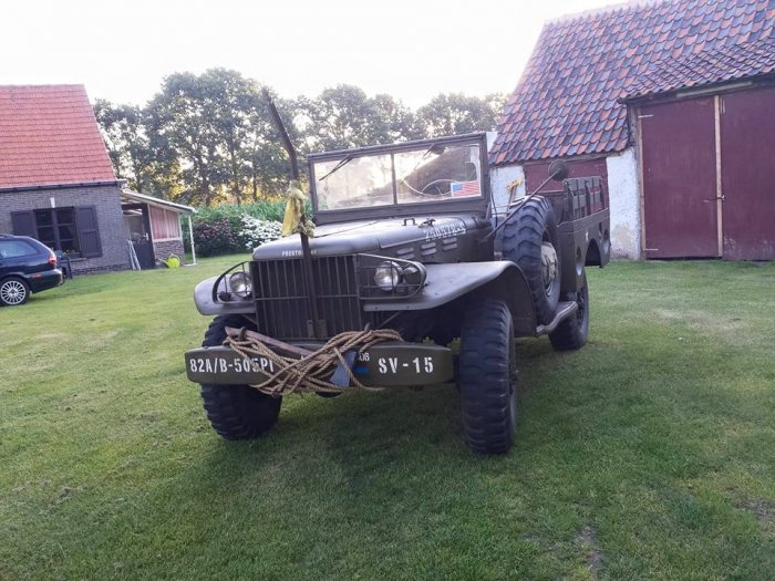 Dodge Weapons Carrier WC51 1942