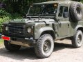 Land Rover Wolf TUL Soft top 1998