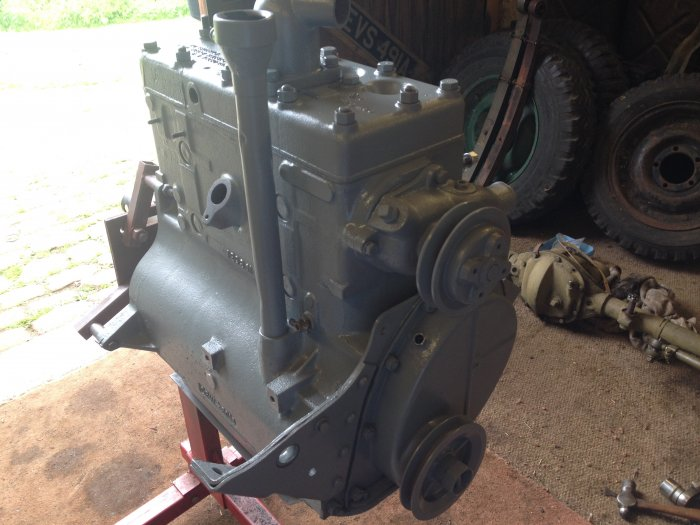Gpw Rebuilt Jeep Engine Spares Milweb Classifieds