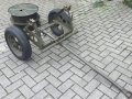 US Airborne RL-35-A Signal Corps Wire Cart