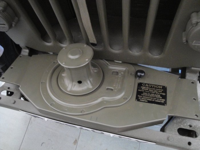 Jeep Capstan Winch Related Keywords & Suggestions - Jeep Capstan