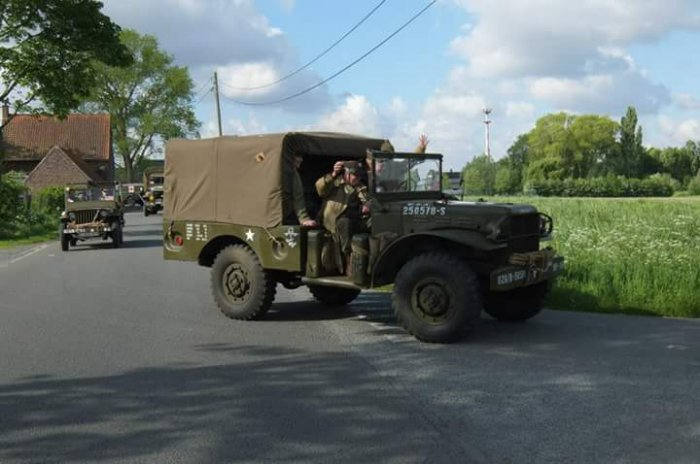 Dodge Wc51 Weapons Carrier Medium Milweb Classifieds
