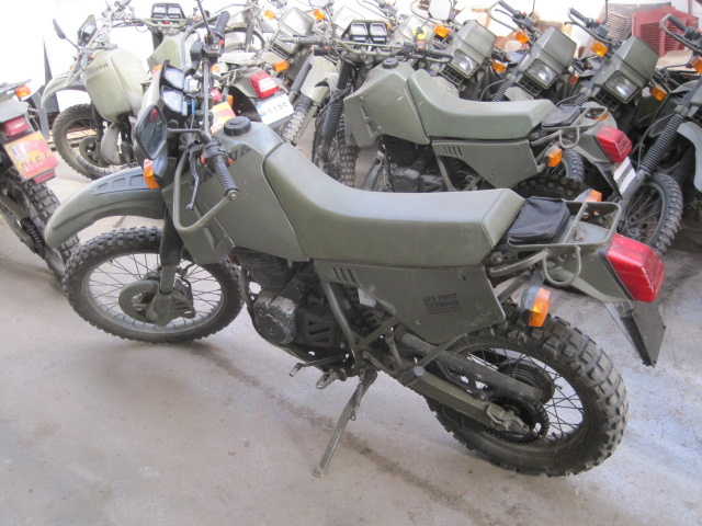 Permalink to Ex Army Motorcycles