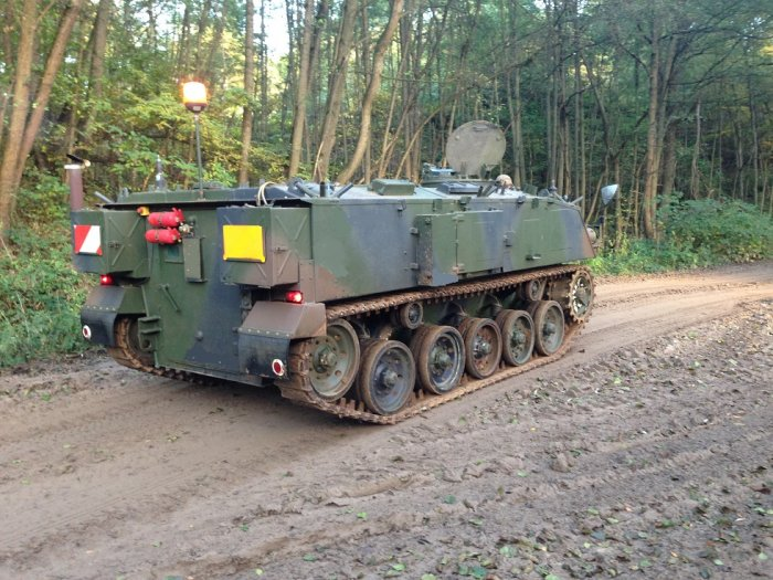 FV432 MK II Armoured Personnel Carrier APC