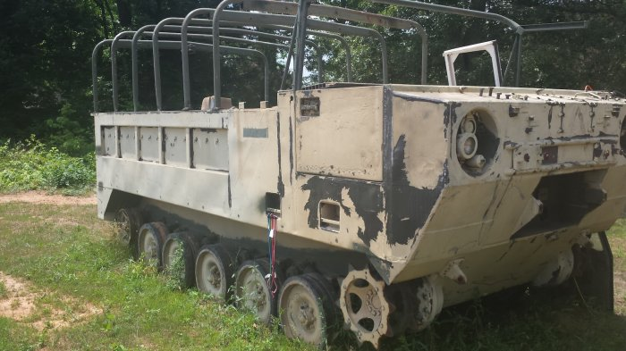 M548a1 Tracked Cargo Carriers (2) sale or trade
