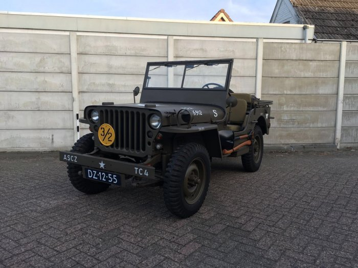 Jeep Ford GPW VEP