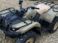 Ex Military Yamaha 450cc Grizzly Quad