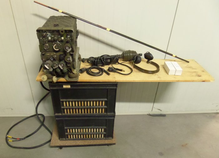 Military Radio Set AN/GRC.