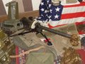 30 Caliber Machine Gun Collection and other US WW2 equipment