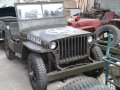 1943 Willys MB restoration project