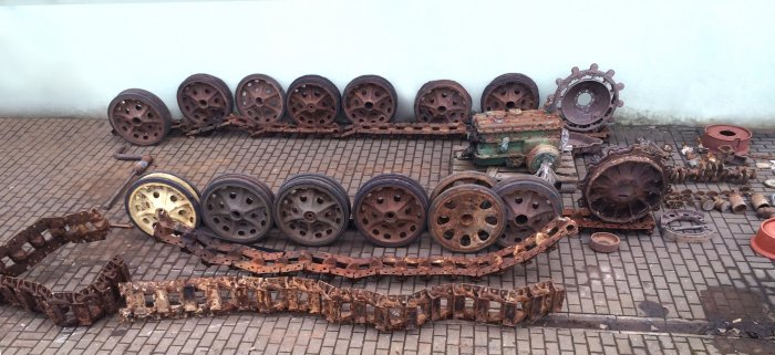 Wanted - Sd.Kfz 6 Project Restoration Parts