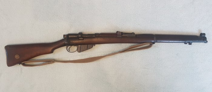 WW1 dated Lee Enfield SMLE .303