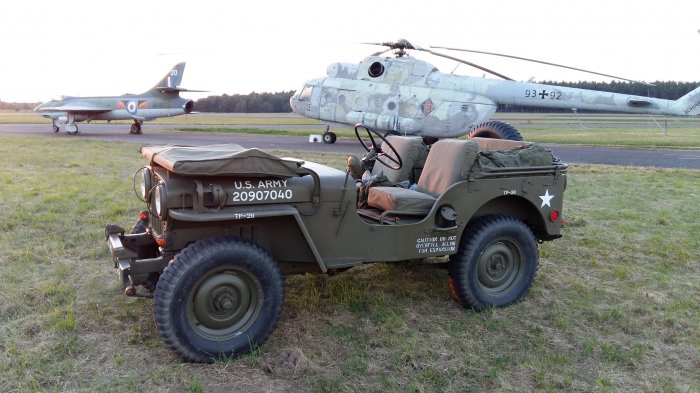 Willys M38 1/4 Ton Truck/Jeep