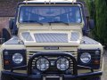 Ex Army LHD Land Rover (Was Titonus)