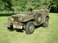 Dodge Command Car 1943 In Mint Condition