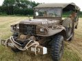 Dodge Weapons Carrier WC52 (radio variant)