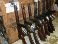 Chelmsford Militaria just received small batch of WW2 M1A1 THOMPSON SMG