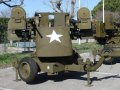 Maxon Turret on Trailer M55