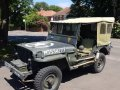 1943 Willys Jeep MB
