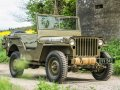 1942 Early Scripted GPW Jeep