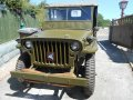 1942 Ford Willys Jeep