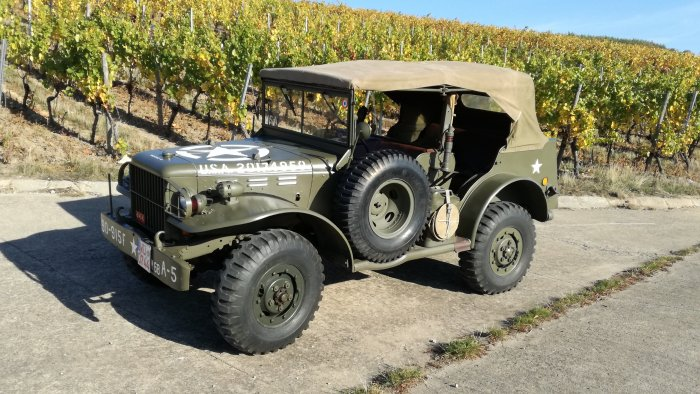 Dodge Command Car 1942 US Army  WW2