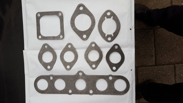 Dodge WC Gasket Sets