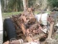 WW2 Crossley 4WD Lorry For Spares