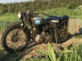 1942 BSA WB30 1 of 7 left in the world
