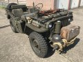 WW2 Jeep Willys