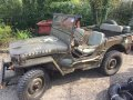 1943 Willys MB Older Restoration
