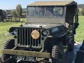 WW2 Ford GPW Willys Jeep