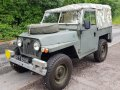 Rare 1971 Land Rover Series IIA Lightweight 'Headlamp in Grille'