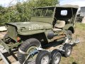 Willys January 1942 Slat Grill Jeep