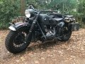 1943 BMW R75 Motorcycle from Tarn Militaria