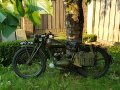 Royal Enfield WD RE 125 1944, Flying Flea, all original