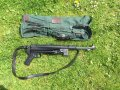 Blank firing German made UK legal MP 40 carry case boxed and sling