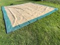 British Army Tactical Helimat Helicopter Landing Mat Dust Pad 6m x 6m