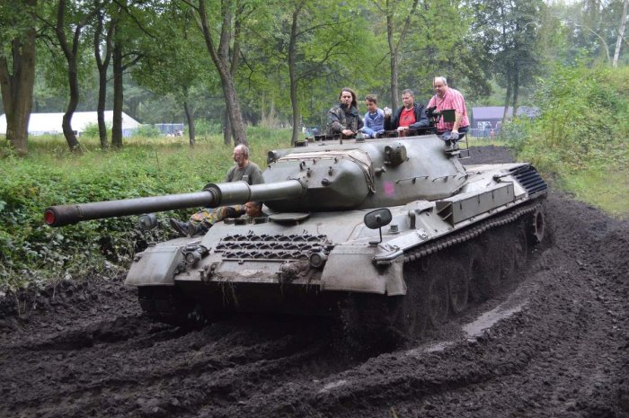 Leopard 1 Cold War Historic Battle Tank 1967
