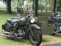 WW2 Model X Matchless 1000cc sidecar outfit