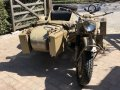 1943 BMW R75 WH With Sidecar