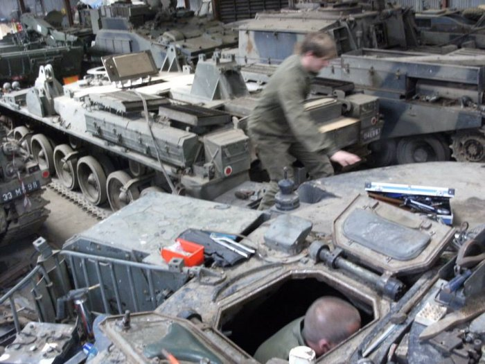 Turboventure -Extensive Military Vehicle Collection